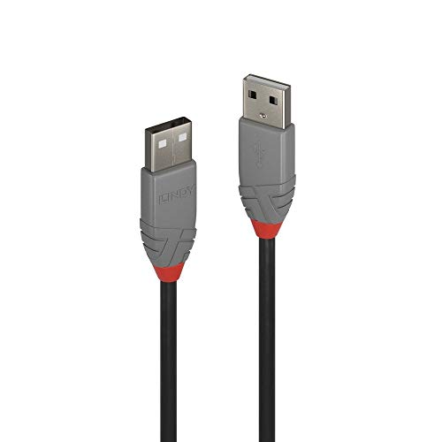 Cavo USB 2.0 Tipo A ad A Anthra Line, 0.5m