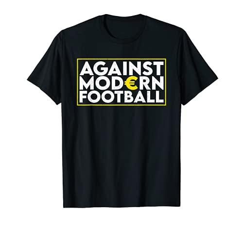 Against Modern Football - Ultras Casuals Camiseta