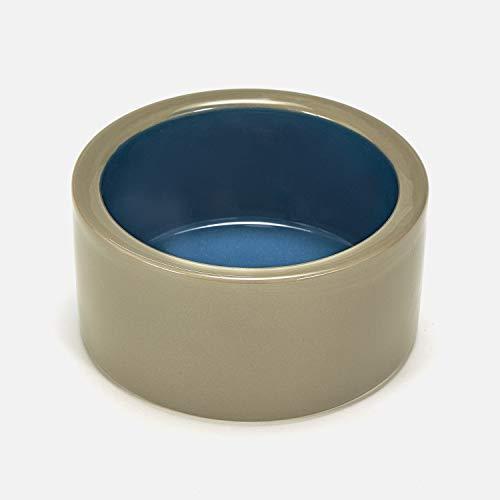 Kaytee Stoneware Pet Bowl, 5-Inch,Blue