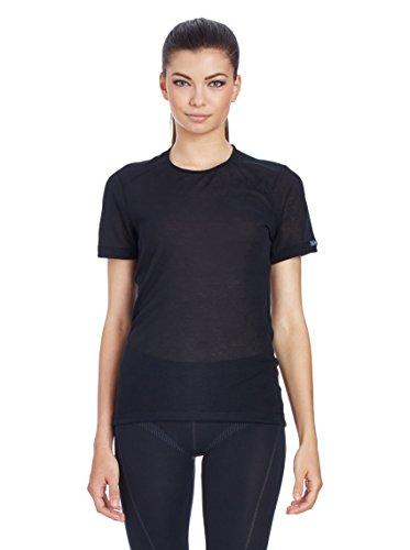Odlo Light LO T-Shirt pour Femme Taille XXL (Noir)