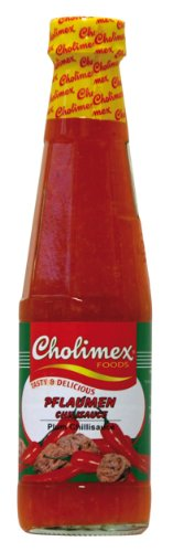 Cholimex Chilisauce, Pflaume, 3er Pack (3 x 250 ml)