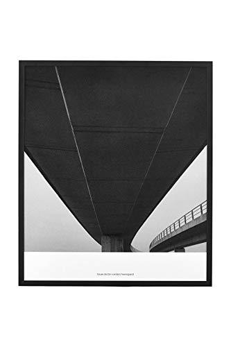 House Doctor Illustration mit Rahmen Prospections 03 Byanders Hvenegaard, schwarz, 28,2 x 31 cm