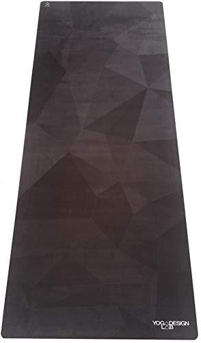 ASDASD Tappetino Yoga per pendolari 1 5mm | Asciugamano Pieghevole Antiscivolo Pieghevole Lavabile in Lavatrice | con Tracolla-Geo Night
