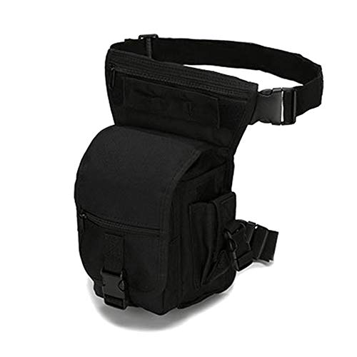MJYT Versatile Waist Leg Bag Portable Waterproof Large Capacity for Outdoor Camping Traveling