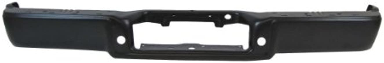 OE Replacement Ford F-150 Rear Bumper Face Bar (Partslink Number FO1102361)