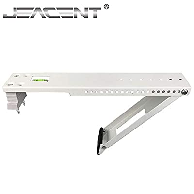 Jeacent Universal AC Window Air Conditioner Support Bracket Heavy Duty,Supports 165 lbs