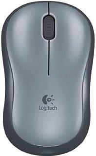 Logitech M185 USB Wireless Optical Mouse -Black/Grey