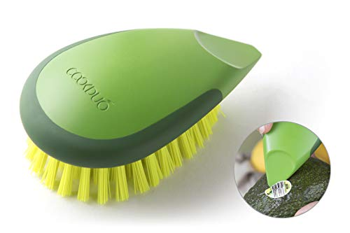 COOKDUO Veggie Brush & Scrape - Vegetable and Avocado brush