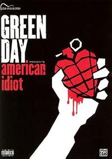 green day tab american idiot