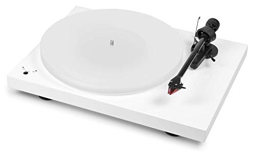 Pro-Ject Audio Debut Carbon DC Esprit SB with 2M Red Cartridge in White