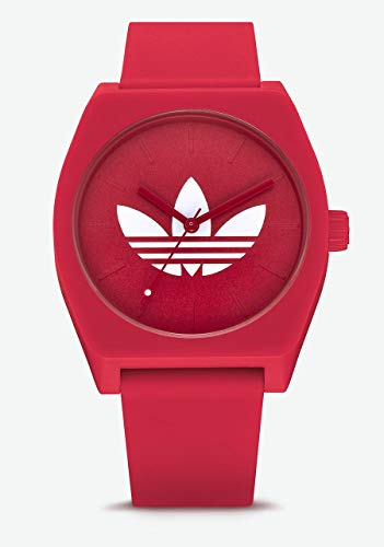 Adidas Damen Analog Quarz Uhr mit Silikon Armband Z10-3262-00