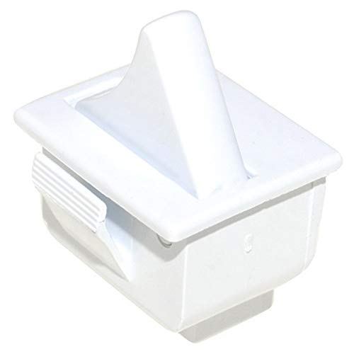 Spares2go Lichtschalter für Superfrost Kühlschrank Gefrierschrank Kühlschrank