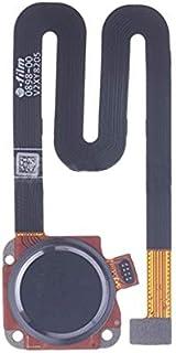 Mobile Phones Communication Accessories Fingerprint Sensor Flex Cable for Motorola Moto E5 Plus (Gold) (Color : Blue)