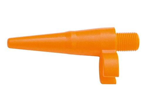 SKS Fahrrad Campingnippel, orange (WZ 7017) Luftpumpe