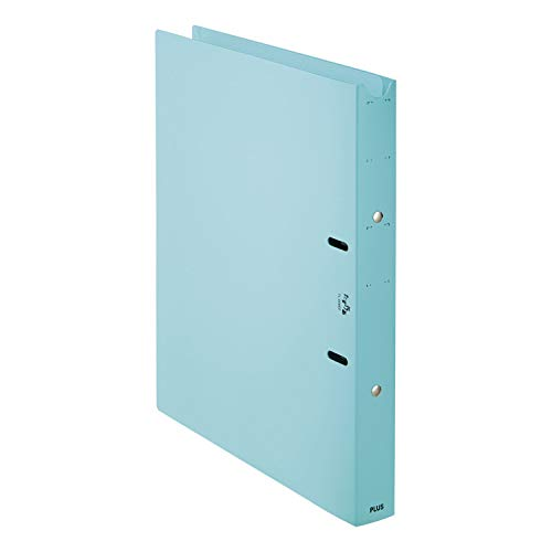 たすけあ利用者カルテリングファイル FL-808RF(ブルー)33MMFL-808RF(ブルー)33MM(24-8244-10)【プラス】(販売単位:1)