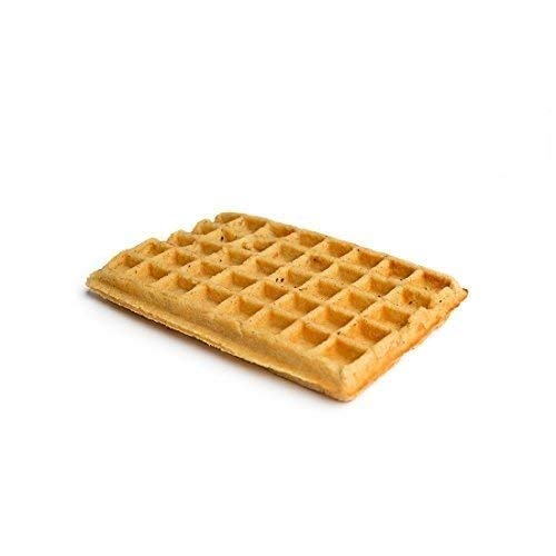 KetoUp: 3 LOW CARB WAFFELN - Ketogene und Low Carb Ernährung | Gesunde Ernährung | enthält maximal 3 % Kohlenhydrate | 120 Gramm