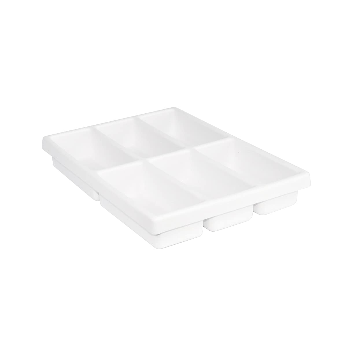 Purchase 5 popular TrippNT 50974 High Impact Styrene Compartment Drawer Organizer 6