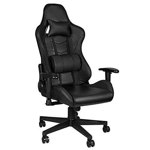 Gaming Stuhl Stuhl für Gamer 912 schwarz