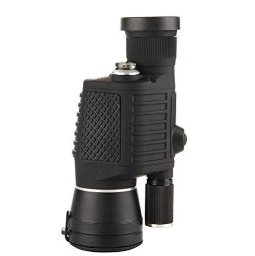 Wawale enkele telescoop, 8 x 40 HD nachtzichtlichttelescoop met kompas