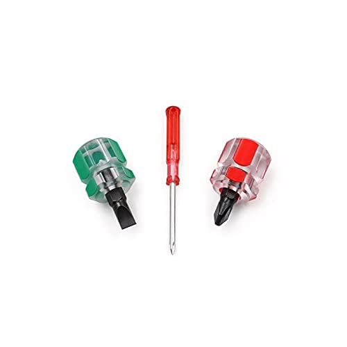 LSANS 11pc 100mm Long T6-T40 Torx Magnético Torx Destornilladores Conjunto Destornillador eléctrico Cabeza T6, T7, T8, T9, T10, T15, T20, T25, T27, T30, T40 (Color : 11Pcs Package)