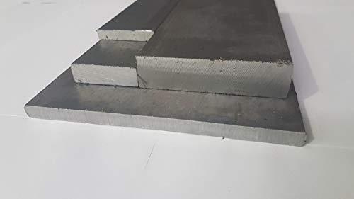 Flachstahl-Flachprofil - 50-80mm breiten - 500-2000mm Länge - S235JR EN 10058 (80x 10mm - 500mm)