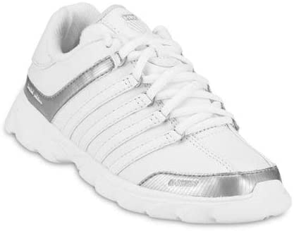 K-Swiss Kswiss Kids Zehner - Footwear||Kid's Footwear||Kid's Running White/Platinum