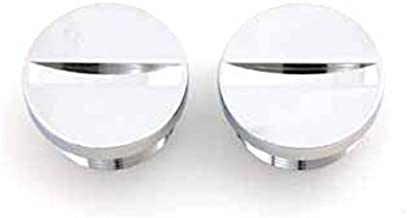 Primary Cover Filler and Clutch Hole Cap fits Harley-Davidson