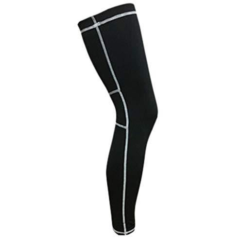 zrshygs Leg Warners - Protector de compresión para pantorrilla y muslo