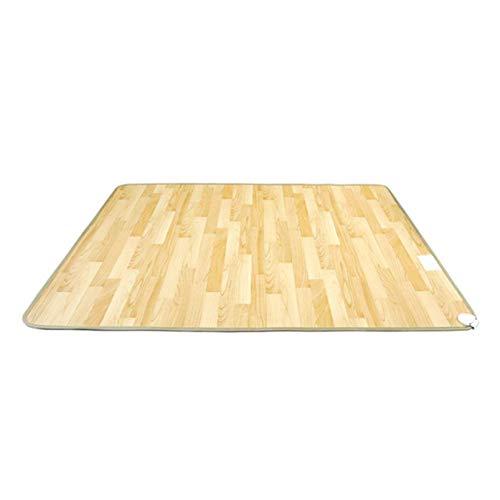 infactoryFußbodenheizung:BeheizbareInfrarot-Fußboden-Matte,bis50°C,(InfrarotTeppich)energiesparend,ZuhauseundBüro