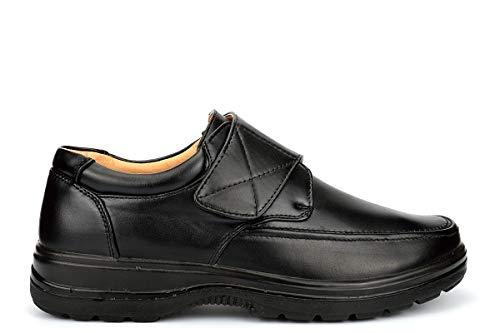 Smart Uns , Baskets mode pour homme - Noir - noir, 8 UK