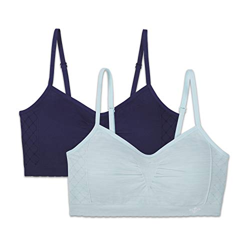Lily of France Women's Seamless Padded Bralette Pack