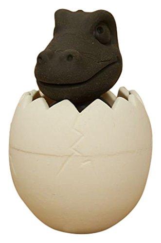 Gomma x cancellare dinosauro marrone uovo Iwako Giappone