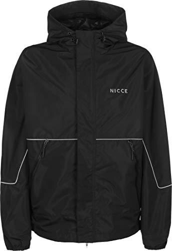 Nicce Cahoon Windbreaker Black