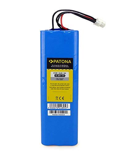 Batteria [ Ni-Mh; 3000mAh; 18V ] per Husqvarna Automower G2 | Automower SH | Automower 210 AC | Automower 220 AC | Automower 230 ACX (2 Batterie richieste) | Automower Solar Hybrid