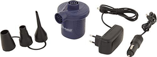 Outwell Pumpe Sky, 3 Adapter, schwarz, One Size
