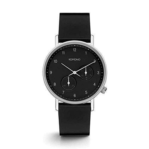 KOMONO - Walther Black Silver
