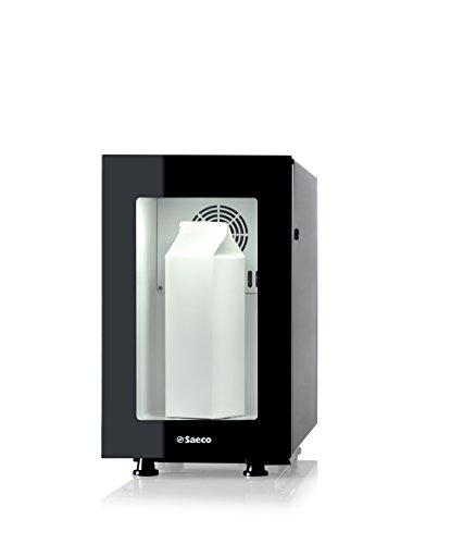 Saeco 10005145 FR 4 Liter Milchkühler Kompressor, Metall, Glass, Schwarz