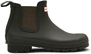 [ハンター] メンズ オリジナル チェルシー ブーツ ダークオリーブ MEN'S ORIGINAL CHELSEA dark olive レインブーツ 長靴