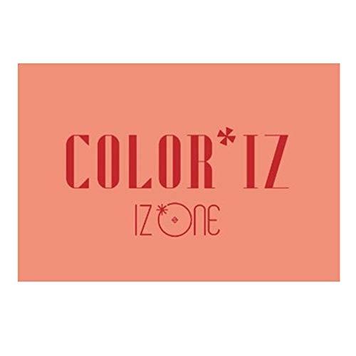 IZ*ONE - COLOR*IZ[バージョンランダム] [1STミニアルバム][初回ポスター折りたたんで発送][韓国盤][MEGAKS...