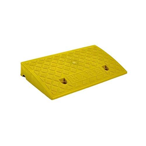 Z-hellingen mat buiten, 7-13 cm, plastic rampen, antislip, beweegbare driehoekige matrassen, kinderfiets-veiligheidshelpen, multifunctionele isolatiehulp, stoepranden