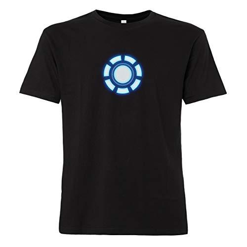 ShirtWorld NASA Worm T-shirt /à manches longues pour b/éb/é Logo noir Noir 00-02 Monate