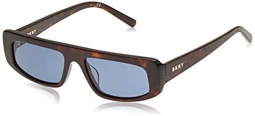 DONNA KARAN EYEWAR DK518S Gafas de sol, Dark Tortoise, 51 MM, 16 MM, 135 MM para Mujer