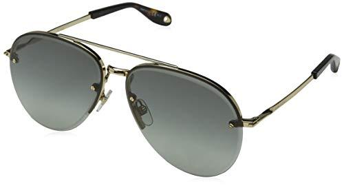 Givenchy GV 7075/S 9O J5G Gafas de sol, Dorado (Gold/Brown), 62 para Hombre