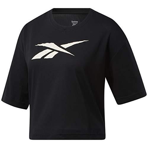Reebok - Camiseta Modelo TS Graphic tee - Leopard