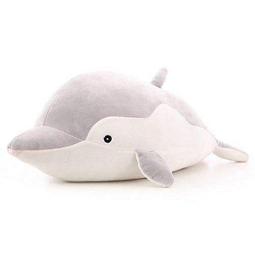 VSFNDB Dolphin Stuffed Animal Toys 20 Inches Soft Dolphin Stuff Plush Toy for Kids Child Girls Boys