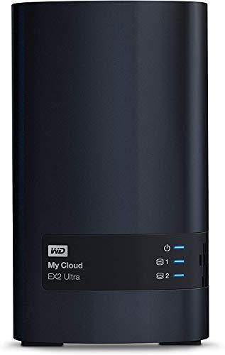 Western Digital -  WD 4 TB My Cloud EX2