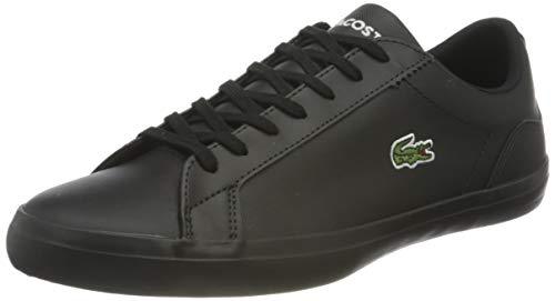 Lacoste Herren 740CMA002702H_43 Sneakers, Black, EU