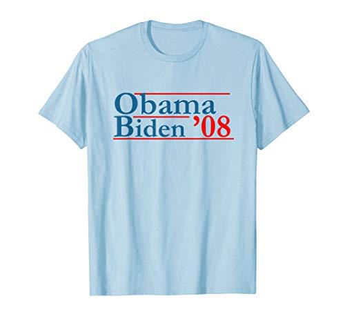 Barack Obama Joe Biden Election 2008 Vintage-Classic T-Shirt