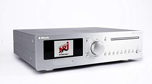 Audioblock CVR-200 Silber