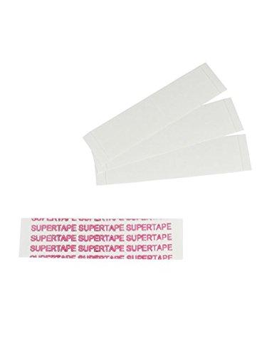 Super Tape by True Tape Klebestreifen 22mm x 75mm 36 Streifen